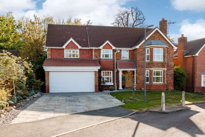 5 Bedrooms Detached House for sale in brunel close,Bristol, BS30