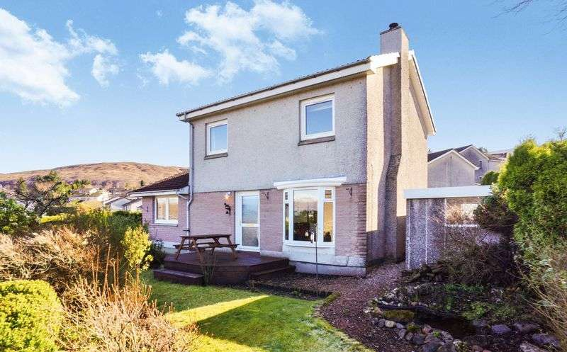4 Bedrooms Property for sale in Ayr Place, Fort William