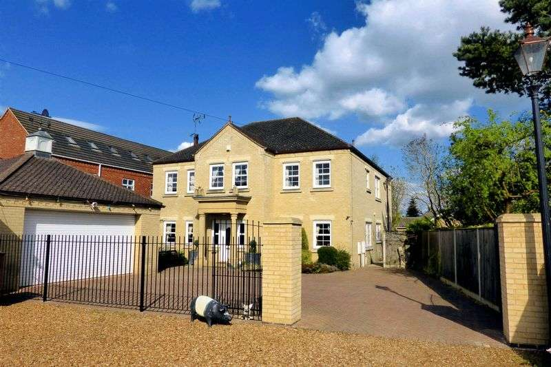 4 Bedrooms Detached House for sale in Ramnoth Road, Wisbech, Cambridgeshire