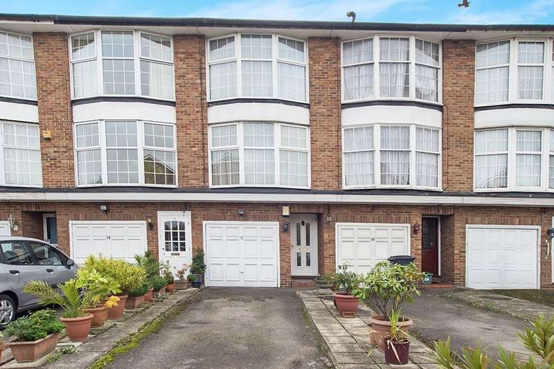 3 Bedrooms Property for sale in St. James Close, New Malden, KT3