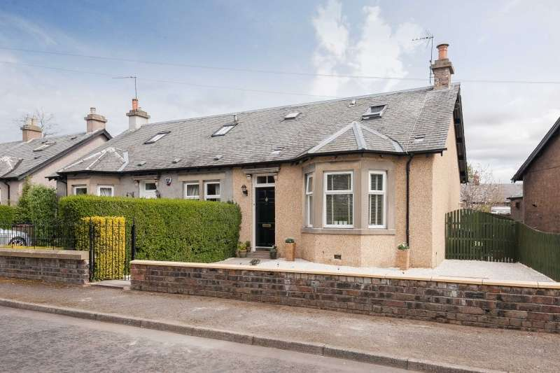 3 Bedrooms Cottage House for sale in St. Davids, Newtongrange, Midlothian, EH22 4LG