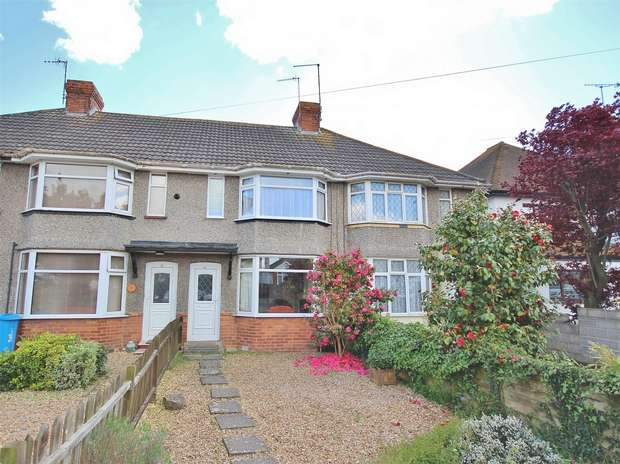 3 Bedrooms Terraced House for sale in Sterte Avenue, Poole, POOLE, Dorset