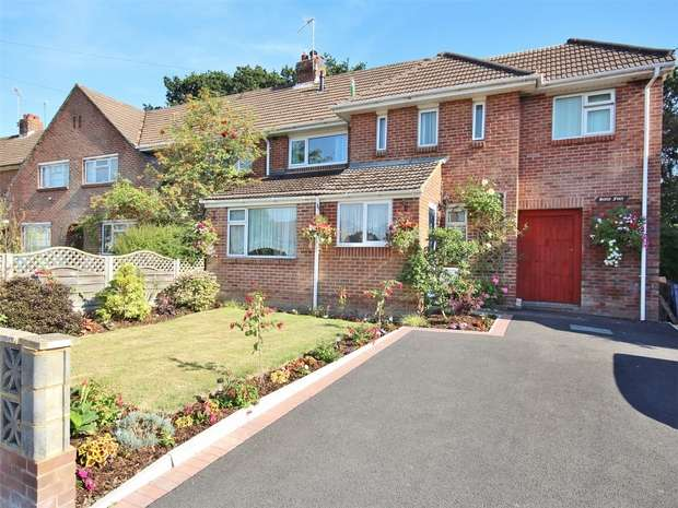 4 Bedrooms End Of Terrace House for sale in Johnston Road, Oakdale, POOLE, Dorset