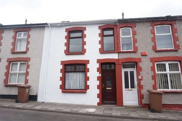 3 Bedrooms Terraced House for sale in Elm Street, Aberbargoed, BARGOED, Caerphilly