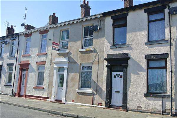 2 Bedrooms Terraced House for sale in Enfield Road, Blackpool