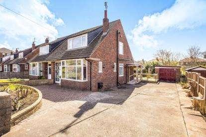 3 Bedrooms Semi Detached House for sale in Ashwood Road, Fulwood, Preston, Lancashire, PR2