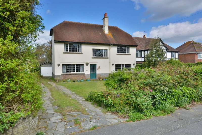 4 Bedrooms Detached House for sale in Orchard Avenue, Poole, BH14 8AJ