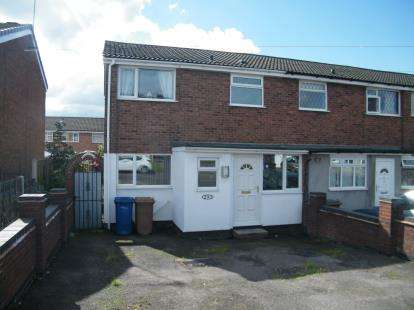3 Bedrooms End Of Terrace House for sale in Chase Road, Burntwood