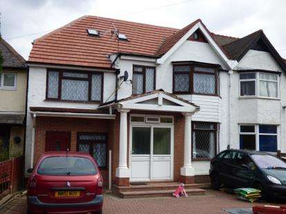 Semi Detached House for sale in Springfield Road, Kings Heath, Birmingham, West Midlands