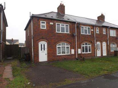 3 Bedrooms Semi Detached House for sale in Bowdler Road, Wolverhampton, West Midlands