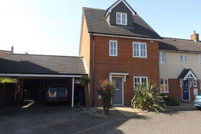 3 Bedrooms Semi Detached House for sale in Ipswich, Suffolk