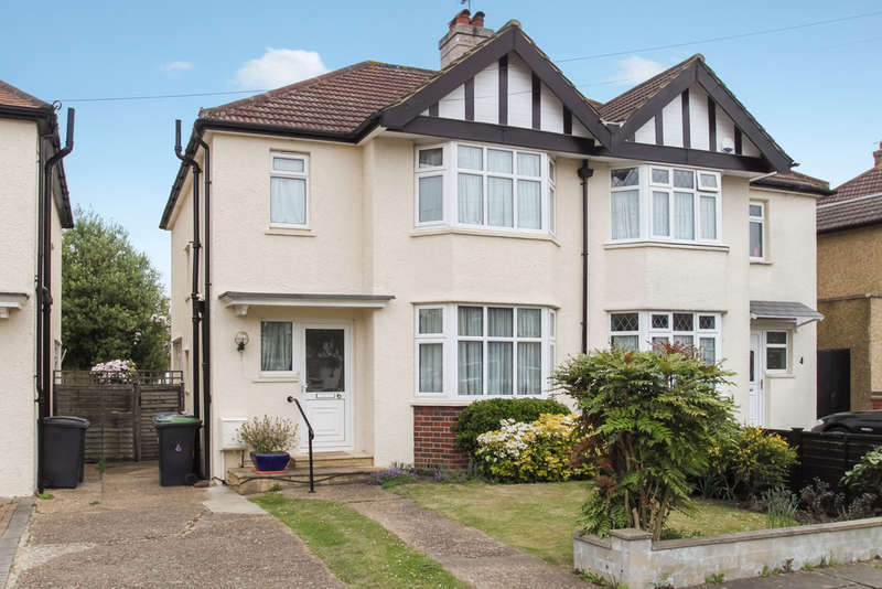 3 Bedrooms Semi Detached House for sale in Endway, Surbiton