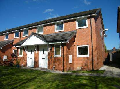3 Bedrooms Mews House for sale in Waterbank Row, Northwich, Cheshire