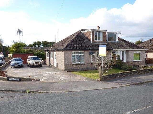 3 Bedrooms Semi Detached Bungalow for sale in Westfield Drive, Bolton Le Sands, LA5 8EW