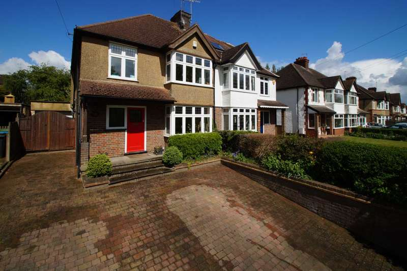 3 Bedrooms Semi Detached House for sale in Chaulden Lane, Hemel Hempstead