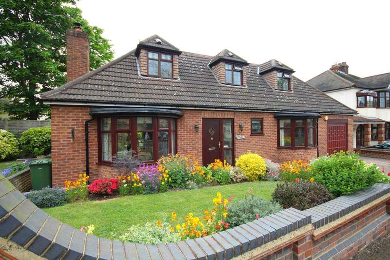 4 Bedrooms Detached Bungalow for sale in Fairholme Ave, Gidea Park