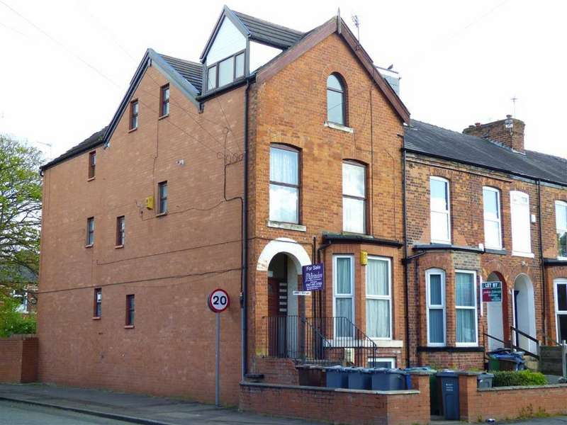 1 Bedroom Flat for sale in Egerton Road, Fallowfield, Manchester, M14