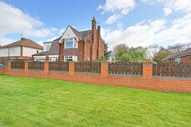 4 Bedrooms Detached House for sale in Arnold Lane West, Arnold