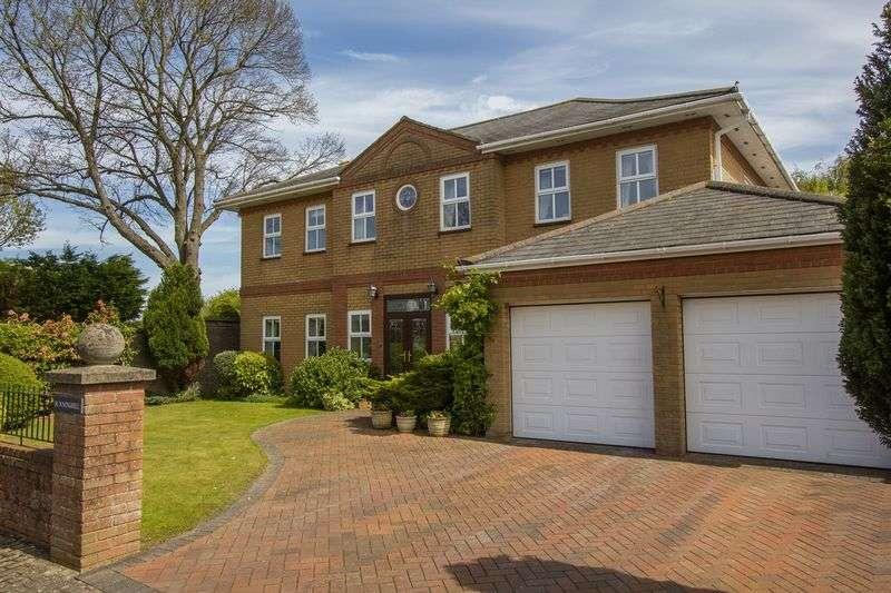 4 Bedrooms Detached House for sale in Cliffside, Penarth