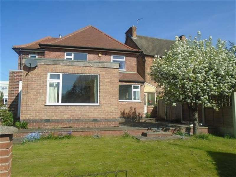 4 Bedrooms Detached House for rent in High Road, Chilwell, Nottingham, NG9 5BA
