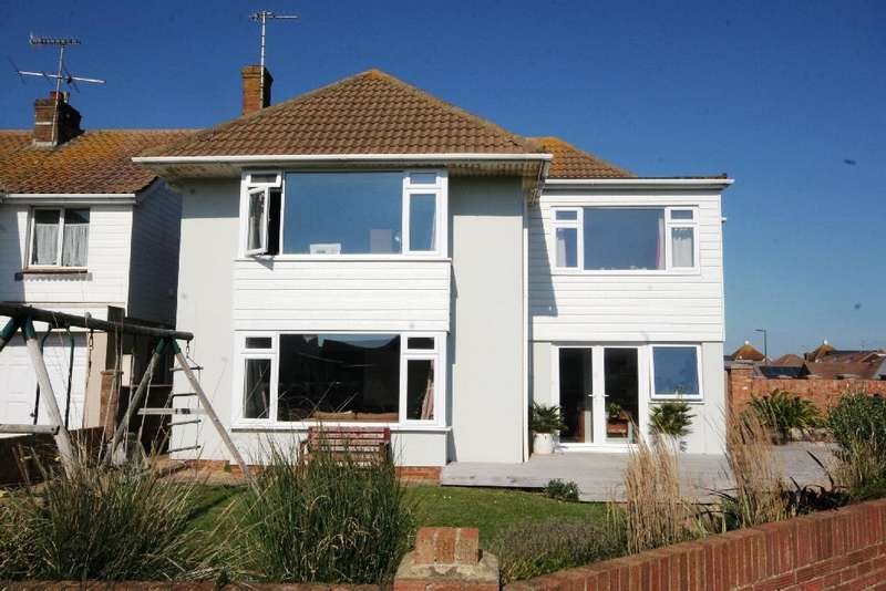 5 Bedrooms Detached House for sale in Old Fort Road, Shoreham By Sea
