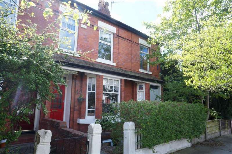 3 Bedrooms Property for sale in Albemarle Road, Chorlton Green, Manchester, M21