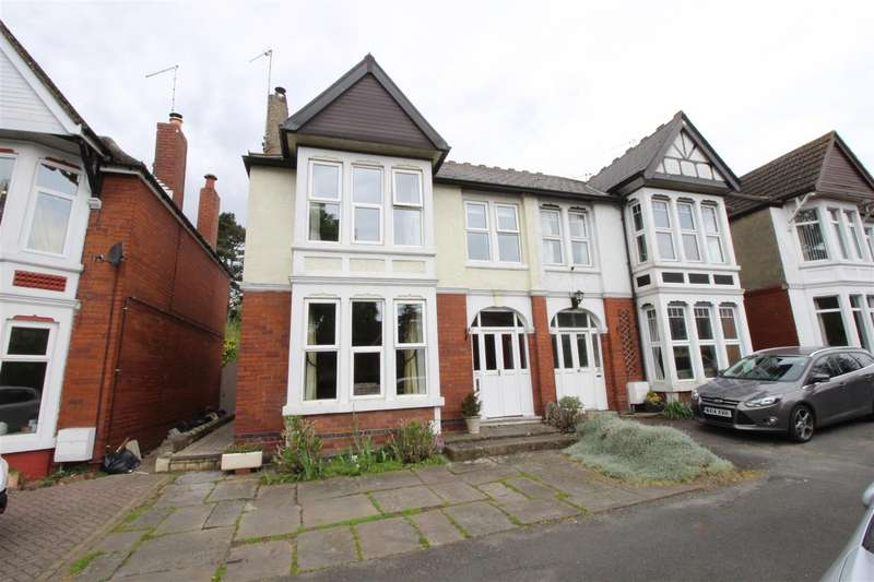 4 Bedrooms Property for sale in Croft Road, Swindon