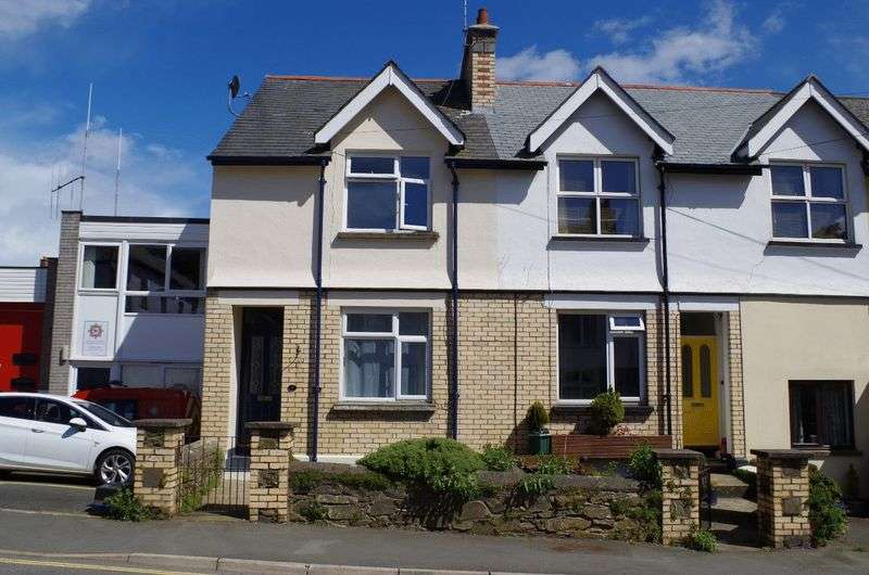 3 Bedrooms Terraced House for sale in Burvill Street, Lynton