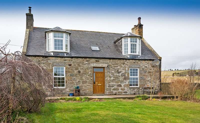 4 Bedrooms Detached House for sale in Huntly, Huntly, Aberdeenshire, AB54
