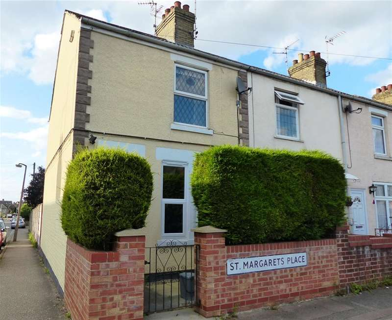 2 Bedrooms End Of Terrace House for sale in St Margarets Place, Peterborough, PE2