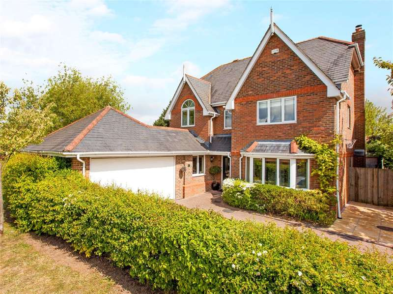 5 Bedrooms Detached House for sale in Raymond Road, Maidenhead, Berkshire, SL6