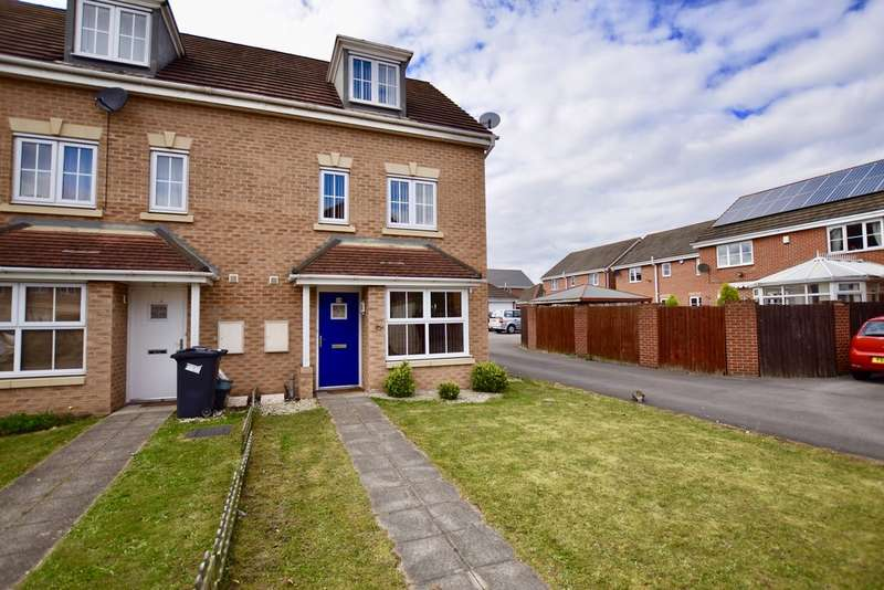4 Bedrooms Town House for sale in Jenkinson Grove, Armthorpe