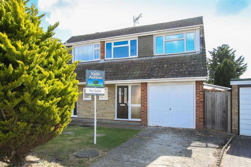 4 Bedrooms Semi Detached House for sale in Woollard Way, Blackmore, Ingatestone