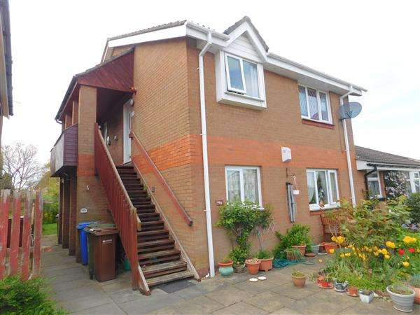 1 Bedroom Apartment Flat for sale in Thornley Lane South, Reddish, Reddish
