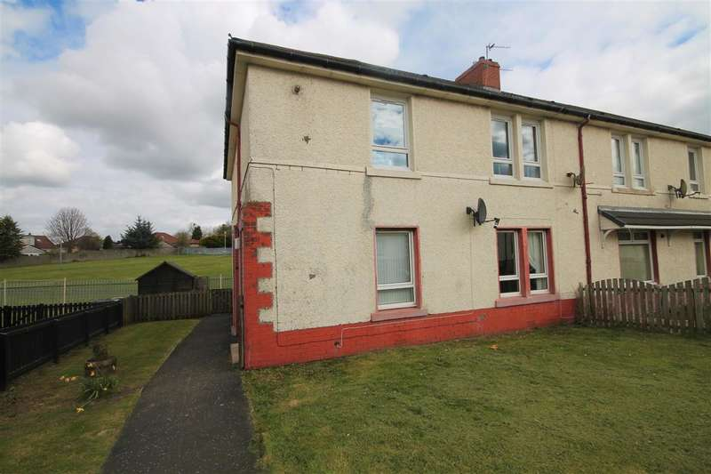 2 Bedrooms Flat for sale in Kelvin Drive, Airdrie