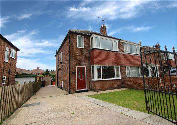3 Bedrooms Semi Detached House for sale in Knightscroft Parade, South Elmsall