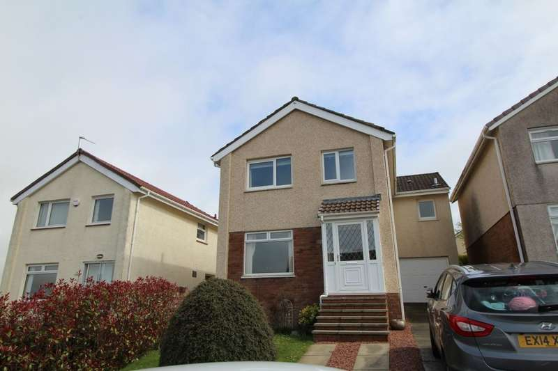 4 Bedrooms Detached House for sale in Borthwick Drive, East Kilbride, Glasgow, G75