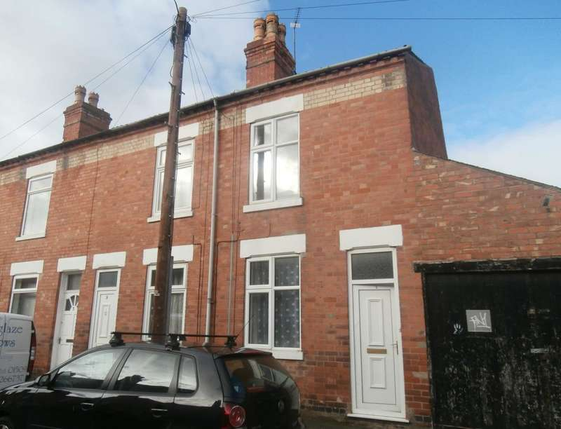 2 Bedrooms Property for sale in Granville Street, Loughborough, LE11