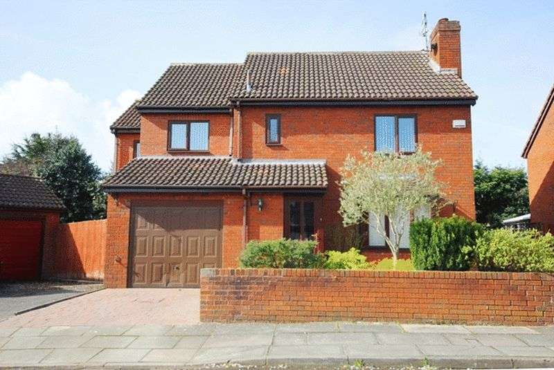 5 Bedrooms Detached House for sale in Appletree Close, West Allerton, Liverpool, L18
