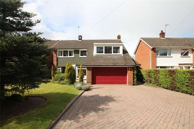 4 Bedrooms Detached House for sale in Upper Longdon, Rugeley, Staffordshire