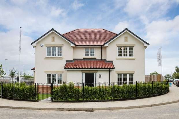 4 Bedrooms Detached House for sale in Eve Lane, THE STANLEY SHOWHOME, Durham Gate, Spennymoor, Durham
