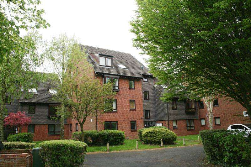 1 Bedroom Apartment Flat for sale in Sanders Road, Bromsgrove