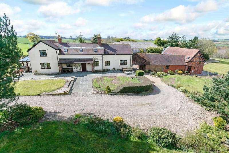 3 Bedrooms Detached House for sale in Kinlet, Bewdley, Worcestershire