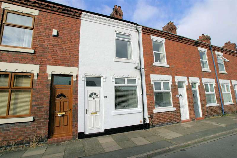 2 Bedrooms Terraced House for sale in Spode Street, Stoke on Trent