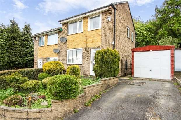 2 Bedrooms Semi Detached House for sale in Botany Avenue, Bradford, West Yorkshire