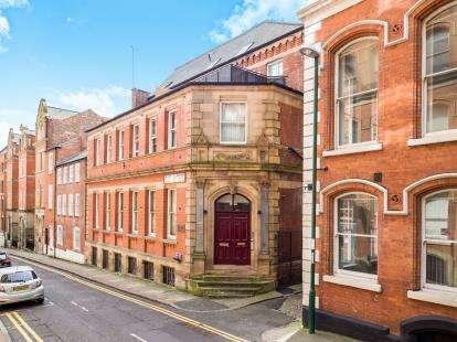 2 Bedrooms Maisonette Flat for sale in The Warehouse, 4 Plumptre Street, Nottingham, Nottinghamshire