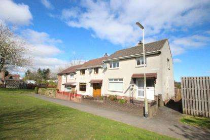 3 Bedrooms End Of Terrace House for sale in Broom Road, Glenrothes