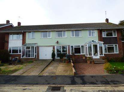 3 Bedrooms Terraced House for sale in Shanklin, Isle Of Wight