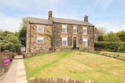3 Bedrooms Detached House for sale in Troway, Marsh Lane, Sheffield, Derbyshire