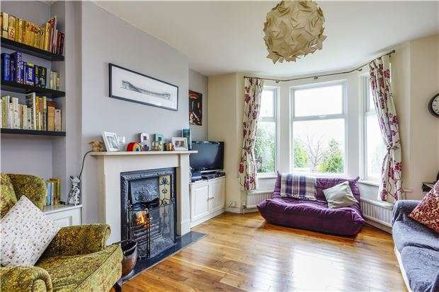 3 Bedrooms Terraced House for sale in Chilton Road, BATH, Somerset, BA1 6DR